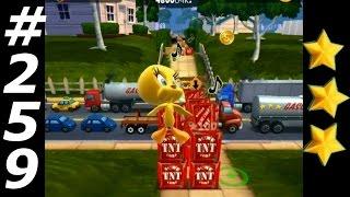 Looney Tunes Dash Level 259 Episode 18 / Игра Забег Луни Тюнз уровень 259