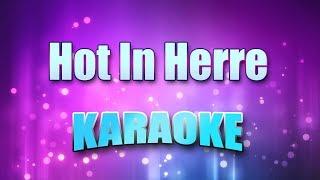 Nelly - Hot In Herre (Karaoke version with Lyrics)