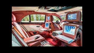 Die 10 luxuriösesten Autoinnenausstattungen