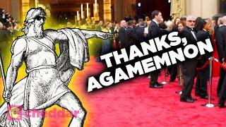 How The Red Carpet Became An Award Show Staple - Cheddar Explains