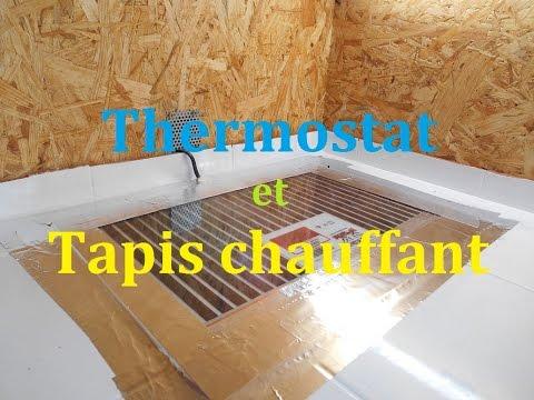 Tuto : thermostat et tapis chauffant pour terrarium serpent ou reptile