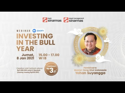 [LIVE RECORDED WEBINAR] Investing in the bull year