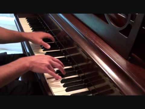 Don't Let Me Fall - B.O.B. (Piano Lesson by Matt McCloskey)