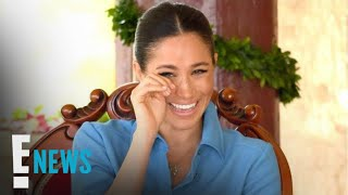Meghan Markle Brought to Tears By Hilarious Song | E! News