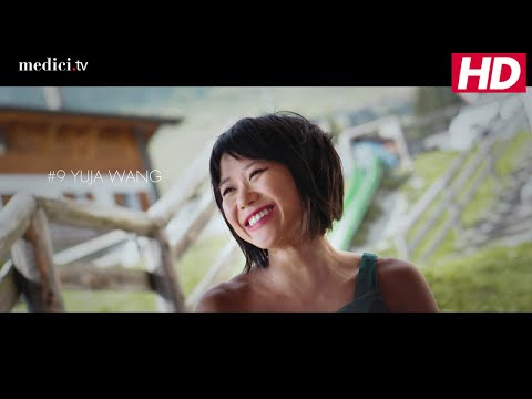 Verbier Festival 2018: one-on-one with Yuja Wang
