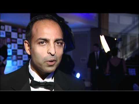 Amit Arora, Vice President Sales and Marketing, Emaar Hospitality Group @ WTA Grand Final 2010