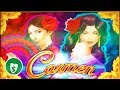 Carmen slot machine, Free Play Bonuses