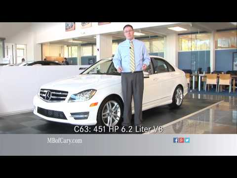 2014 Mercedes-Benz C-Class Walkaround Video