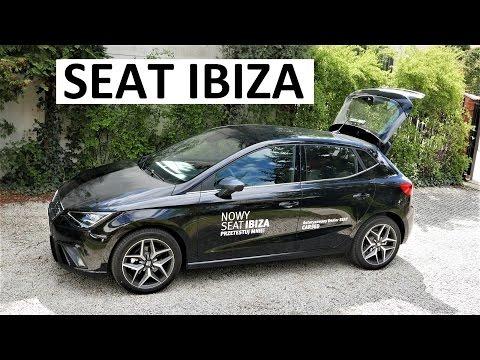 2017 SEAT IBIZA New! Review [PL] Test #56 Prezentacja Recenzja PL