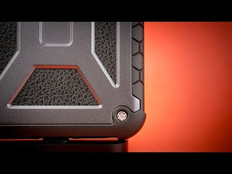 Urban Armor Gear Monarch Series Case for iPhone 7 Plus - Review - No more Bendgate!