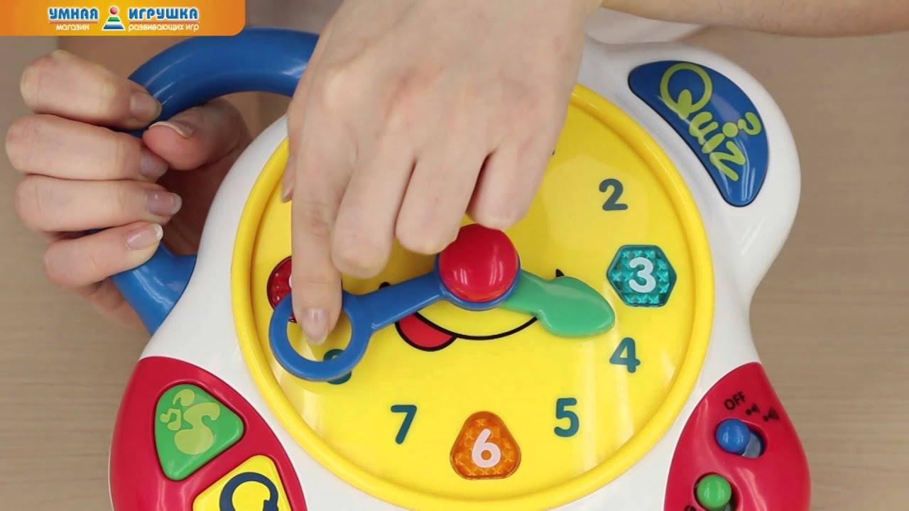 Купить Фабрика Мастер игрушек Обучающая доска Календарь с часами в .