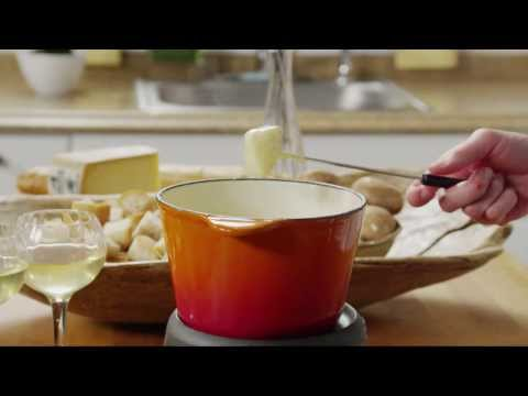 How to Make Cheese Fondue | Cheese Recipes | Allrecipes.com
