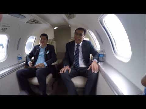 Honda Jet Flight