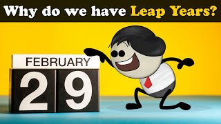 Why do we have Leap Years? + more videos | #aumsum #kids #science #education #children