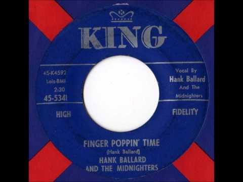 Hank Ballard & The Midnighters - Finger Poppin Time