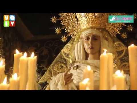 Carrera Oficial de María Santísima de la Esperanza Semana Santa Algeciras 2019 Martes Santo