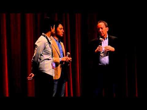 FROM UP ON POPPY HILL Japan; 2011 Q&A with Goro Miyazaki 宮崎 吾朗 TIFF 2011 22
