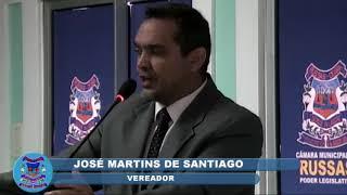 Junior Martins Pronunciamento 20 03 18