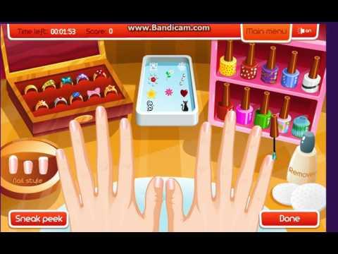 Makeup mania game
