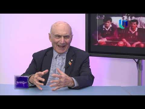 """TeleU: Ion V. Ionescu la """"Istoria fotbalului"""" (ep. 5)"""