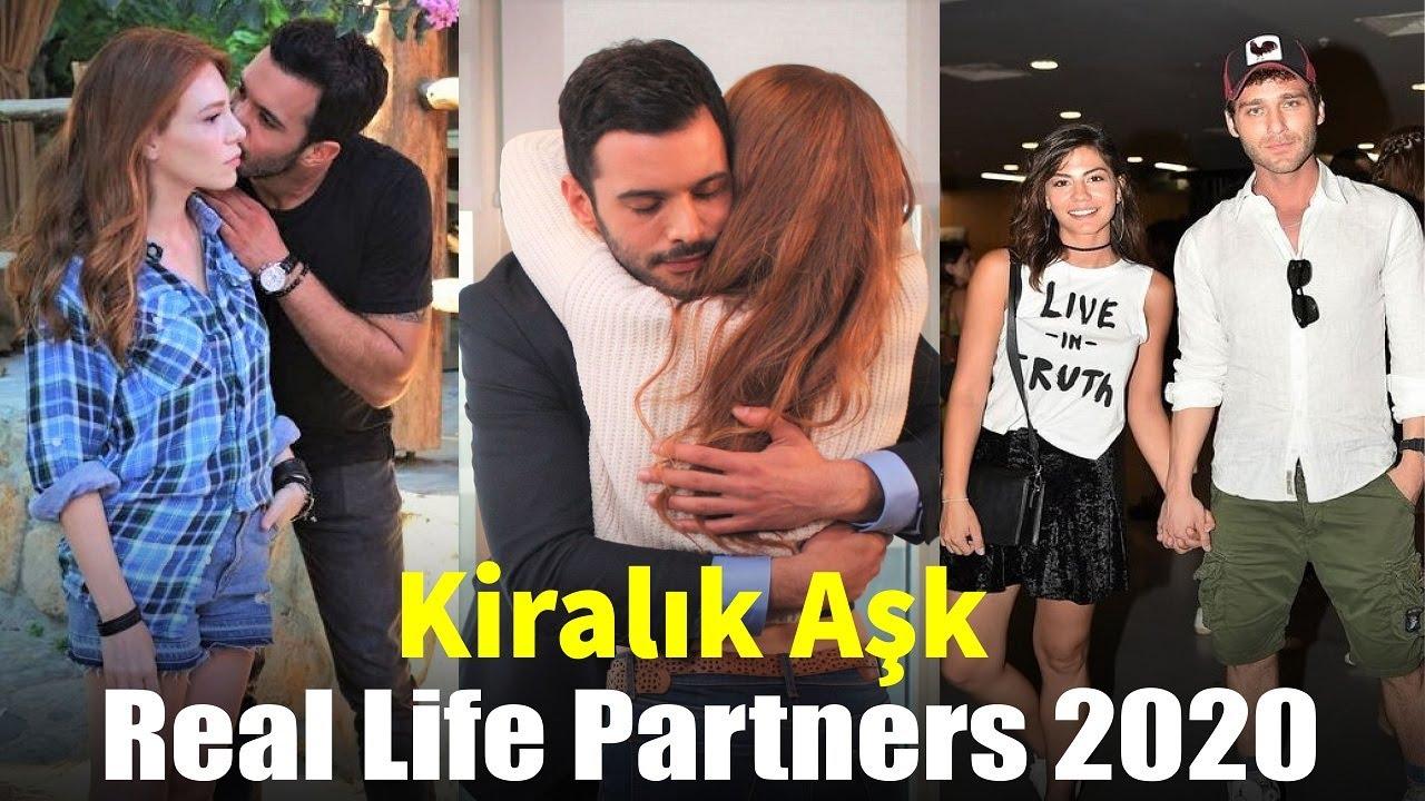 Kiralik Ask Cast Real Life Partners 2020 You Don't Know