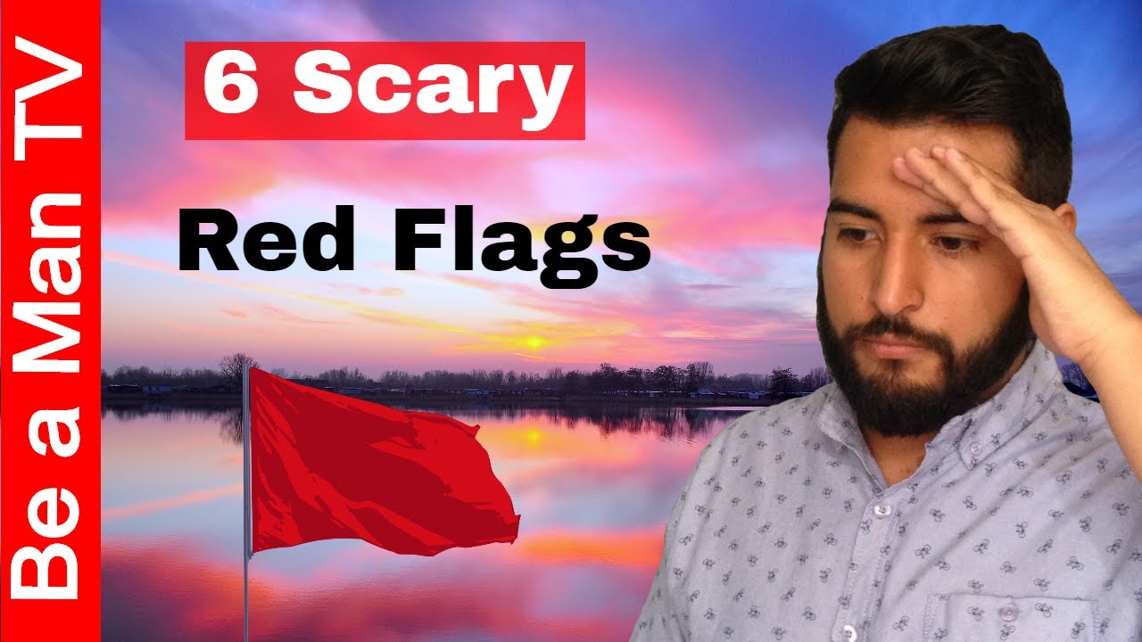 Watch Out for These Red Flags When You Start Dating Someone