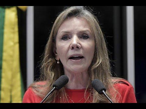 Vanessa Grazziotin critica congelamento de salários e benefícios dos servidores públicos