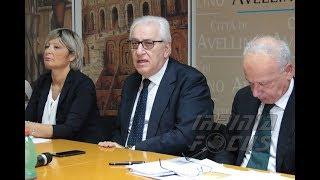 Comune di Avellino - la Conferenza stampa di fine mandato del sindaco Paolo Foti
