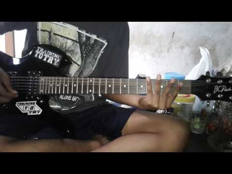 Killing me inside - fake (cover gitar)