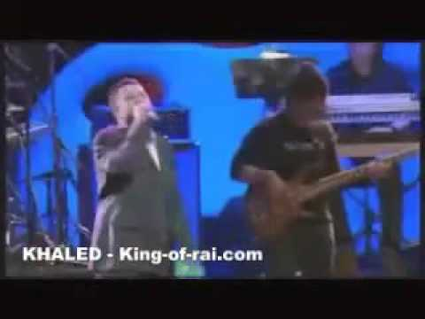 Khaled - Di Di Live at BBC World Music Awards 2005
