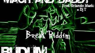 Mach and daddy - Budum By Orlando Music & Dj T