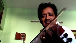 Madhyamavathi Ragam alapana violin and piano