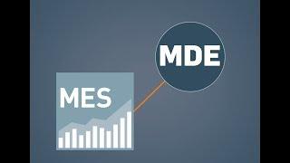 Manufacturing Execution System: Maschinendatenerfassung (MDE) mit der MES-Suite