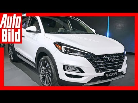 Facelift Hyundai Tucson >> Hyundai Tucson Facelift Nyias 2018 Sitzprobe Review Details Youtube