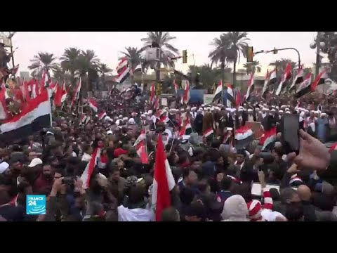 هل أعاد الصدر تمركزه مع المتظاهرين العراقيين ومطالبهم؟  - 15:01-2020 / 2 / 10