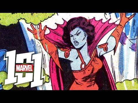 Lady Dorma | Marvel 101