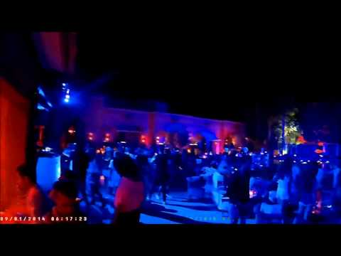 FULL MOON PARTY MOROCCO 2014 @ CRYSTAL POOL MARRAKECH