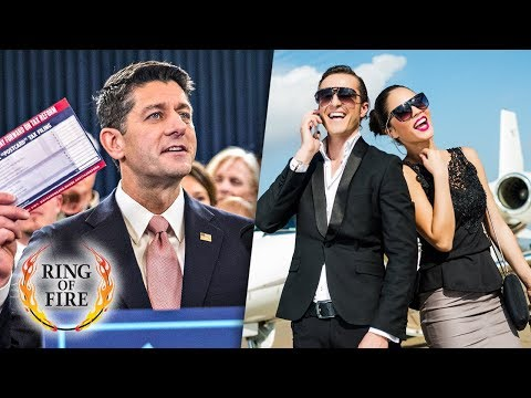 Republican Tax Reform: If You Own A Private Jet, You're In Luck!