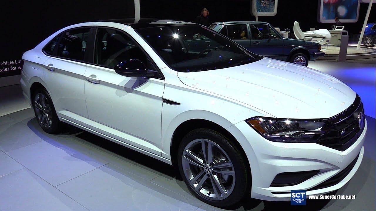 2019 Volkswagen Jetta R Line Exterior And Interior Walkaround