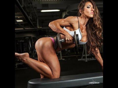 Female Fitness Motivation – Beautiful body ! Sexy ! ))