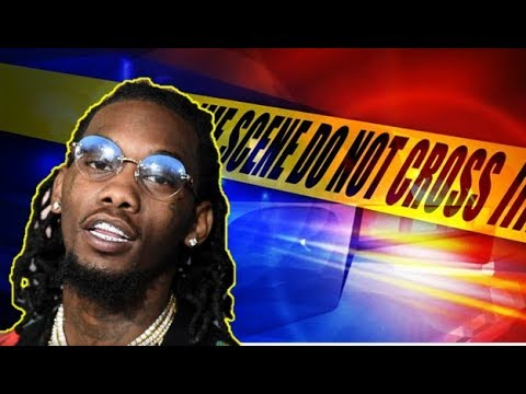 MIGOS Superstar OFFSET Arrested On FEL0NY Firearm Charges In GEORGIA