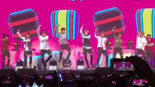 Video 170922 Wanna One in Sg - Wanna Be download MP3, 3GP, MP4, WEBM, AVI, FLV Oktober 2017