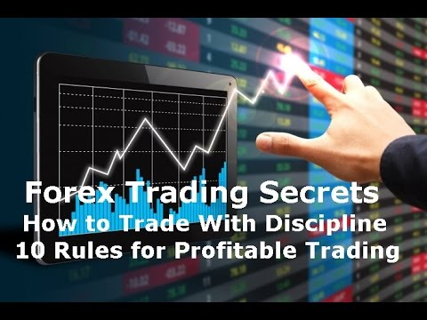Forex Trading Basics 10 Golden Rules For Successful Fx