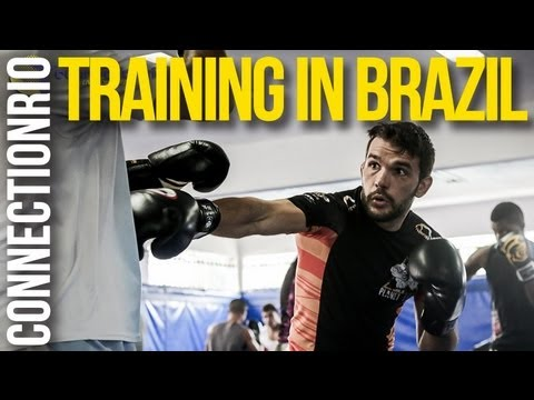 Train at Best BJJ/MMA gyms in Brazil with Connection Rio