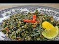 Cooking Collard Greens The Caribbean Way With Chris De La Rosa.