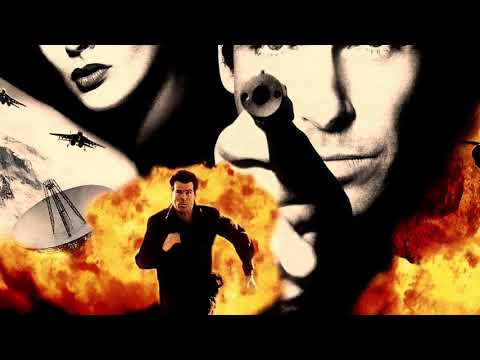 GoldenEye 007 N64 - Isolated Guitar From The Main Theme!