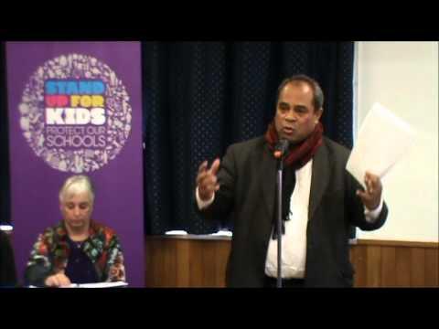 NZEI South Auckland Education Fono Way Forward Panel