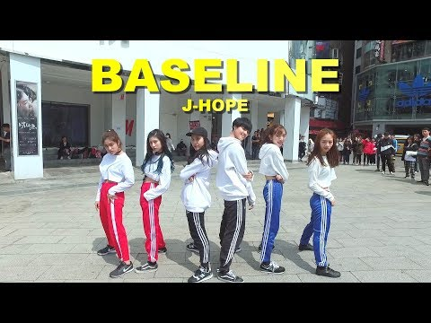 [KPOP IN PUBLIC CHALLENGE] J-HOPE (BTS방탄소년단) 'BASELINE' Dance By KEYME [Runic&Lucy Choreography]