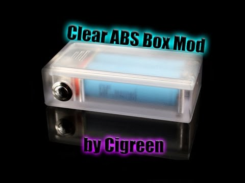 cigreen abs box mod review 1
