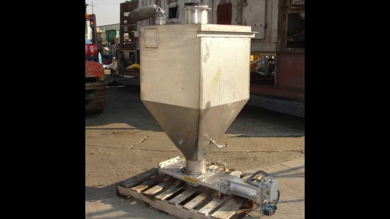 Valves, Gates, & Airlocks Powder/Bulk Solids